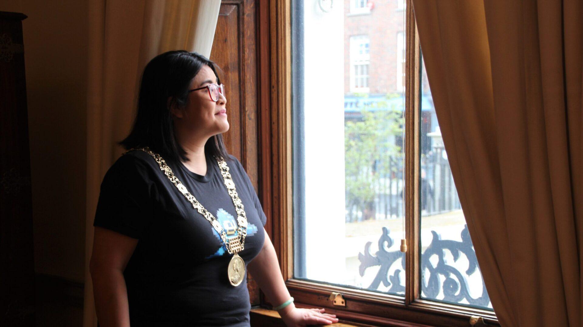 Hazel Chu UCD