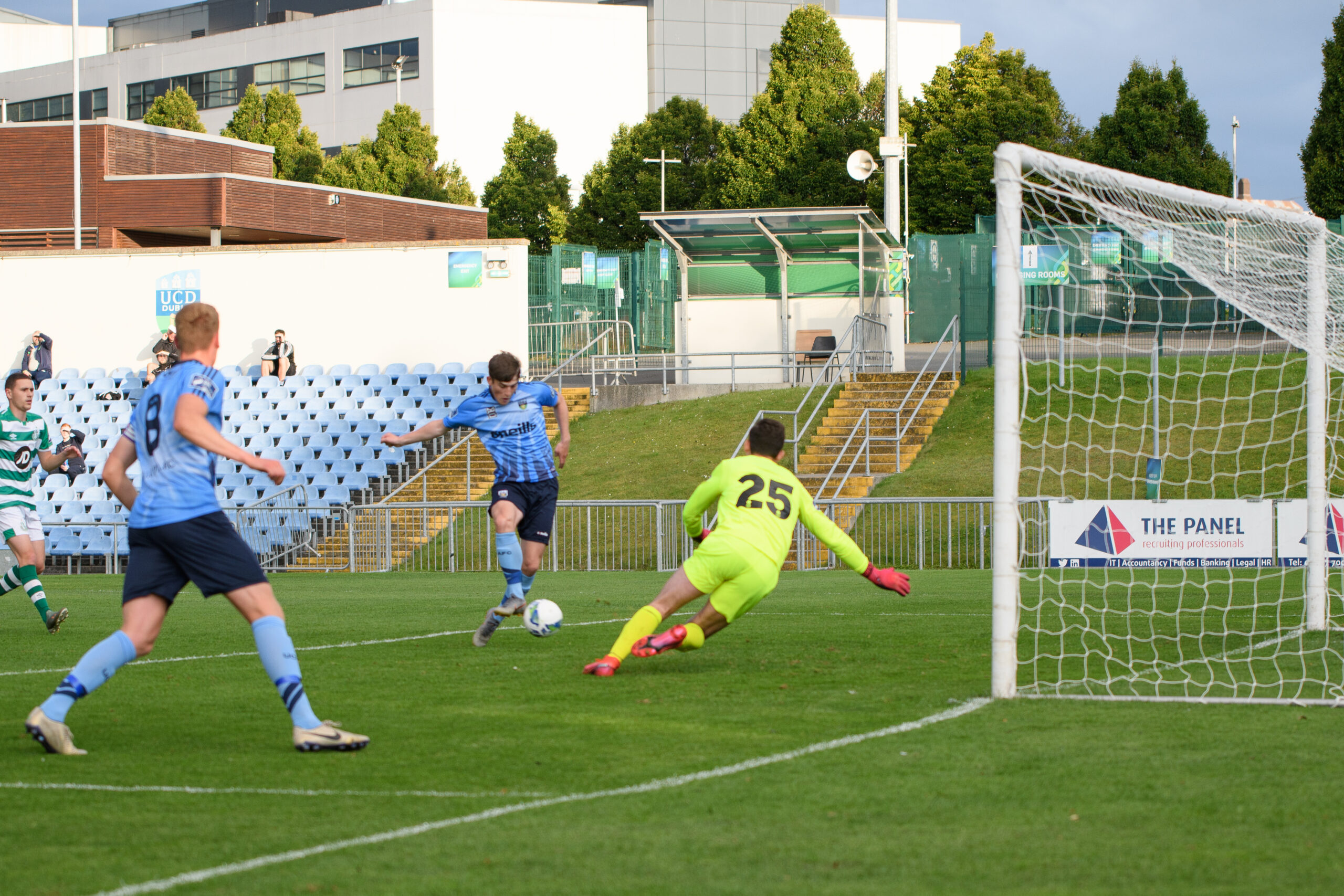 UCD On The Rise After Big Win Over Cabinteely | College Tribune