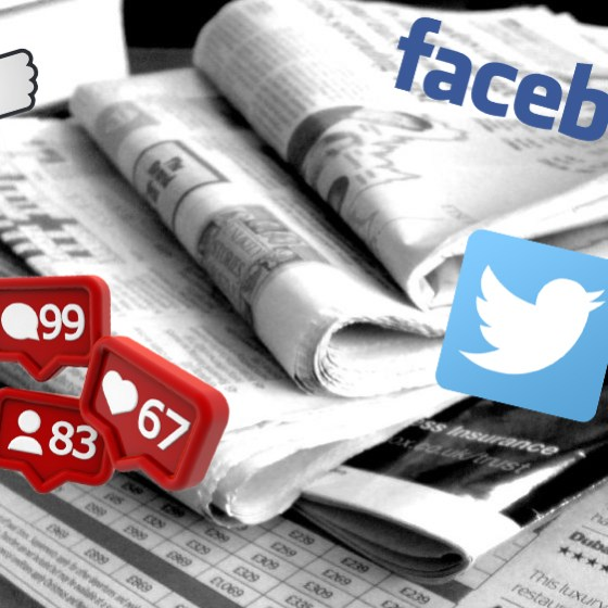 Social Media , Twitter and Journalism