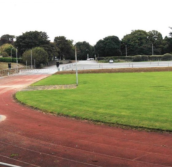 UCD Athletics Track