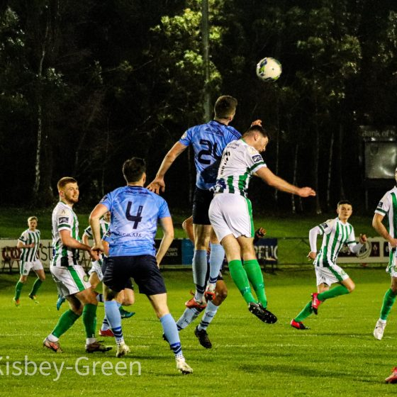 UCD Defensive header vs Bray