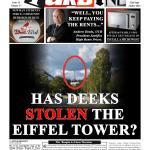 Myth Busted? Is the Eiffel Tower hidden on campus? | Beagán As Fócas