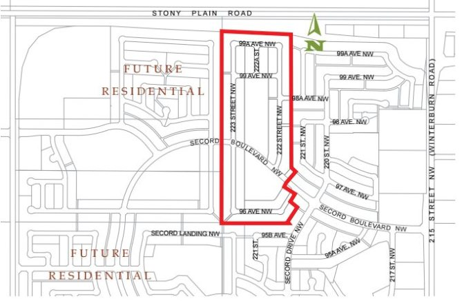 Secord Overview Map