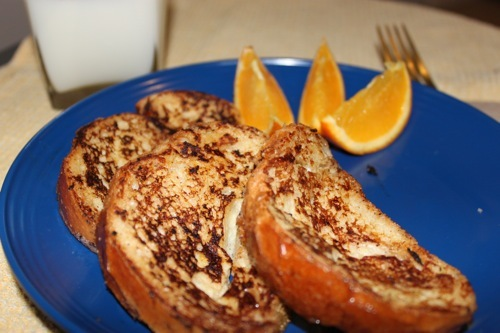 Orange-Infused French Toast Recipe That's Budget-Friendly