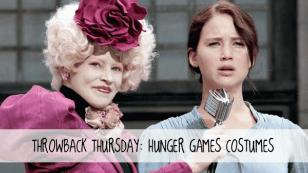 Hunger Games/Catching Fire Costumes