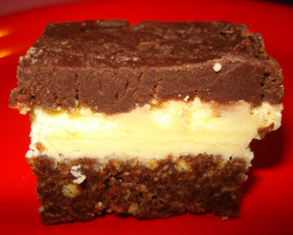 Napoleon Creme Brownies