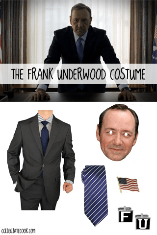 House of Cards Costumes - Frank Underwood Costume