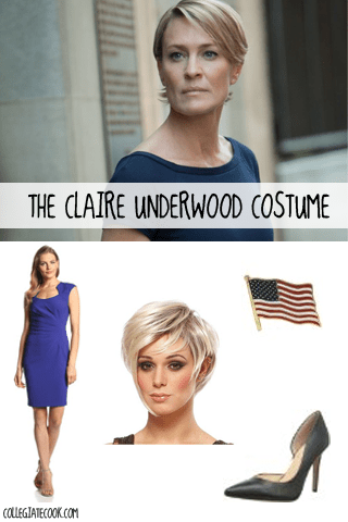 House of Cards Costumes - Claire Underwood Costume