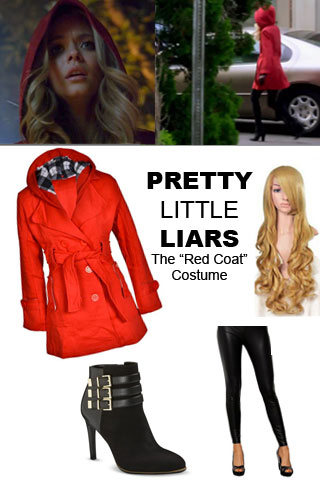 Pretty Little Liars costume ideas from Collegiatecook.com