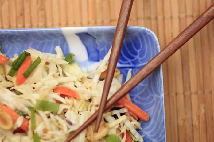 Asian Chicken Salad - Photo: Nathan Davison