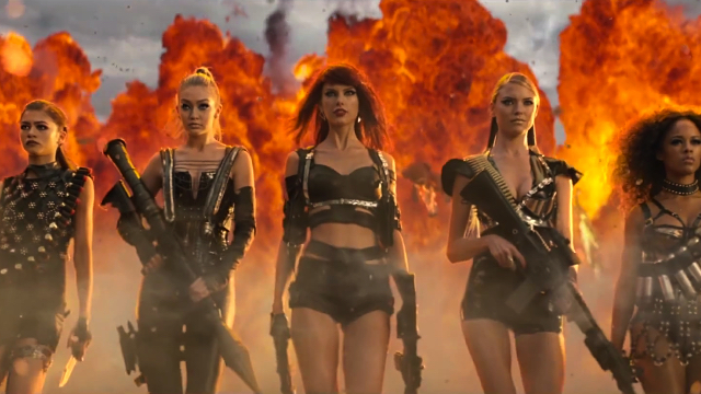 Taylor-Swift-Bad-Blood-Costumes