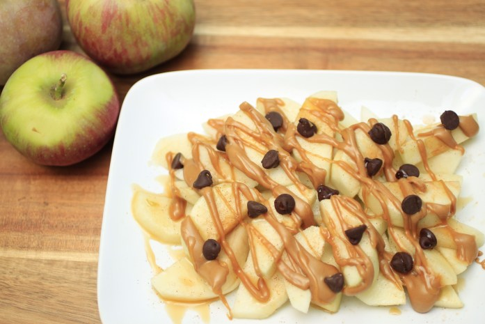 Apple Nachos - Photo: Nathan Davison
