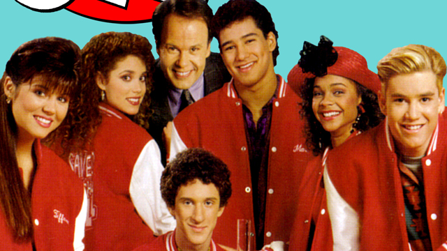 Saved by the Bell costume ideas