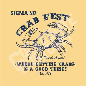 Sigma Nu Crab Fest