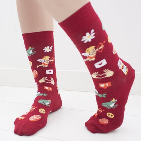 calcetines del amor , mitjons