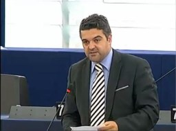 Claudio Morganti, europarlamentare Gruppo Europa della Libertà e della Democrazia
