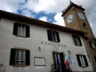 Il Municipio di Collesalvetti