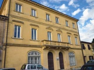 """Pinacoteca """"Carlo Sevolini"""" , sede della mostra"""