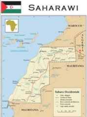 Il territorio del Sahara Occidentale