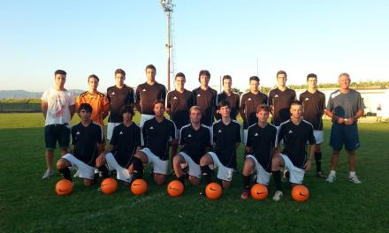 JUNIORES, VENTURINA BATTE COLLEVICA 3-1