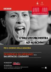 Un'orchestra ad Auschwitz (locandina)