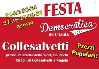 Festa de l'Unità Collesalvetti