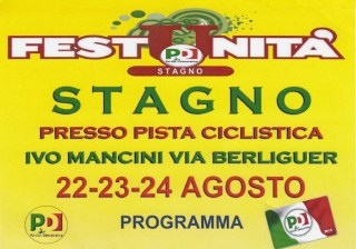 Festa de l'Unità Stagno