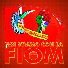 Logo Fiom Livorno