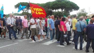 Manifestazione ENI 2