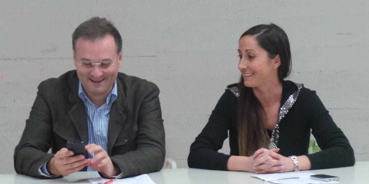 COLLESALVETTI E VICARELLO DISCUTONO DEL BILANCIO DI PREVISIONE 2017 COL VICESINDACO CAMICI E L'ASSESSORE CRESPOLINI