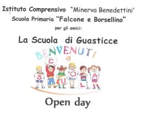 Open day scuola Guasticce