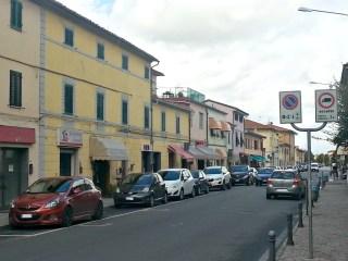 Vicarello, Via Marconi