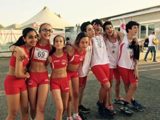 Atletica collesalvetti