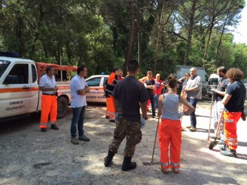 corso antincendio boschivo