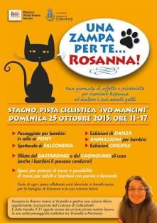 Una zampa per te... Rosanna Lo Bianco