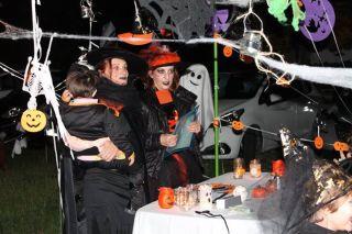 Halloween a Guasticce