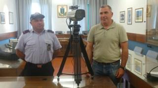 Targha 193 strumento Polizia Municipale per controllo assicurazioni e revisioni 1