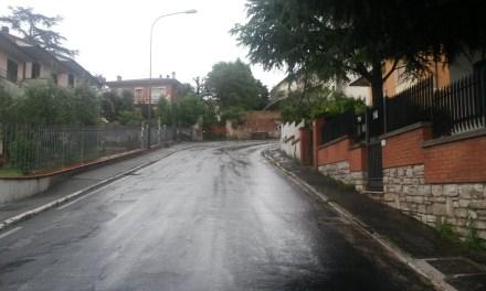 COLLESALVETTI, VIA CAVOUR CHIUSA PER 5 GIORNI PER LA MESSA IN SICUREZZA DELL'EX CINEMA ODEON