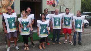 Palio dei Rioni Castell'Anselmo 2016 - squadra Montecandoli