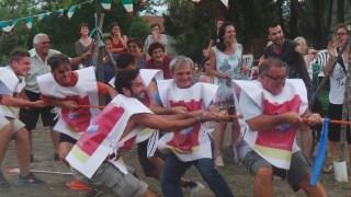 Palio dei Rioni Castell'Anselmo 2016 - tiro alla fune 7