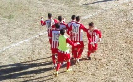 I RAGAZZI DEL NUGOLA CALCIO DI MISTER MARCO PUCCIANI BATTONO IL FAUGLIA IN TRASFERTA 1-0