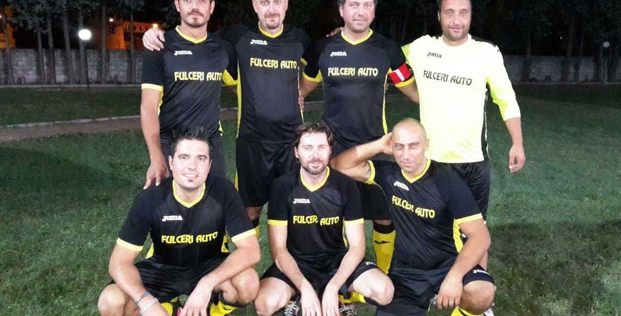 CALCIO A 5: LA FULCERI AUTO PERDE 3-5 CONTRO LA FRANCESCO HAIR TREND