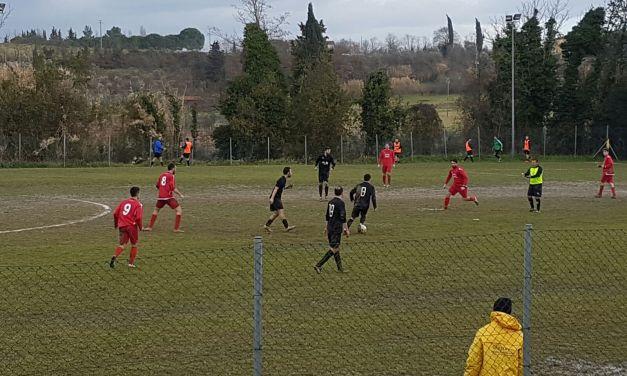 IL NUGOLA PAREGGIA 0-0 COL SAN DONATO