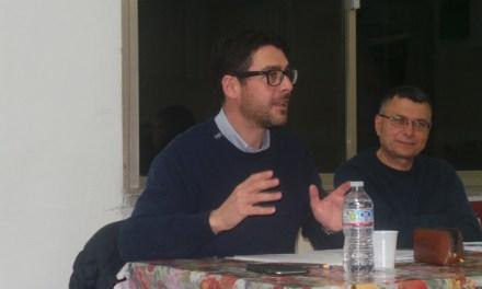 L'EX CONSIGLIERE REGIONALE MARCO RUGGERI A STAGNO PER SOSTENERE LA CORSA ALLE PRIMARIE DEL MINISTRO ORLANDO