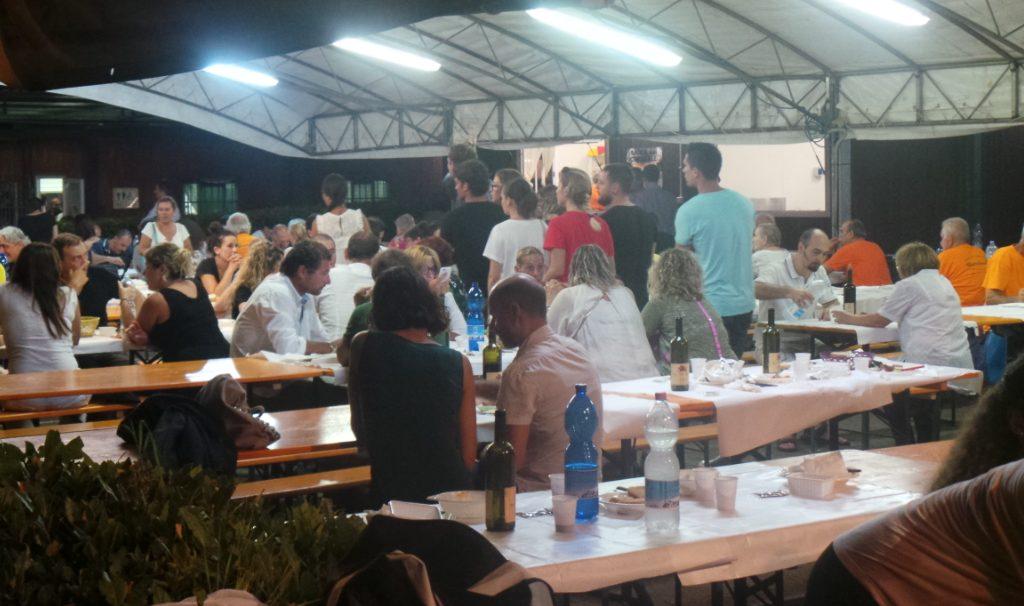 COLOGNOLE IN FESTA CON IL CONSUETO APPUNTAMENTO ESTIVO DELLA SAGRA DEL CINGHIALE