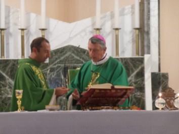 Don Ramon Guidetti e Mons. Simone Giusti