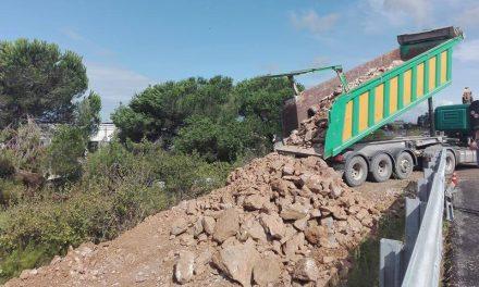 NUBIFRAGIO: IN CORSO I LAVORI SULLA ROTTURA DELL'ARGINE SULL'UGIONE. GLI AGGIORNAMENTI SULLA VIABILITÀ