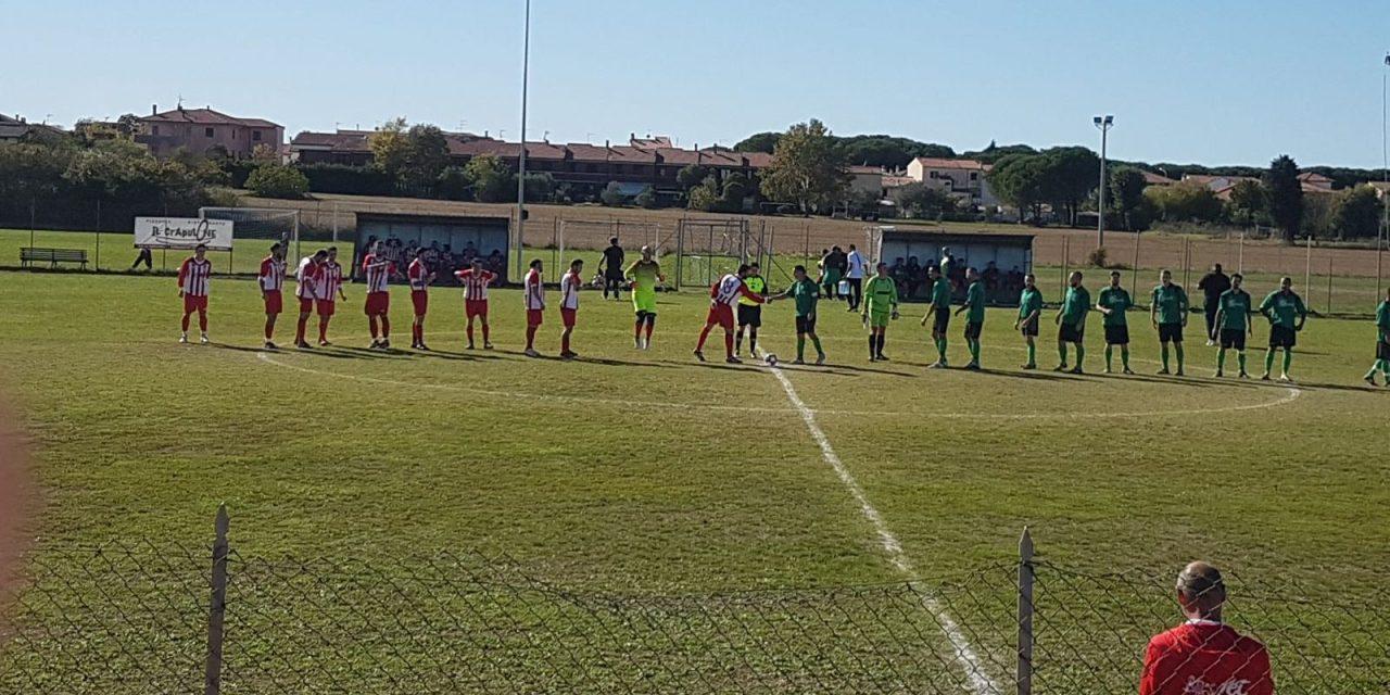 DERBY COLLIGIANO: IL NUGOLA CALCIO BATTE L'EUROCOLLE 1-0