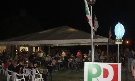 LA FESTA DE L'UNITÀ DI VICARELLO FRA DIBATTITI SUL FUTURO DEL TERRITORIO, CIBO, MUSICA E DANZE