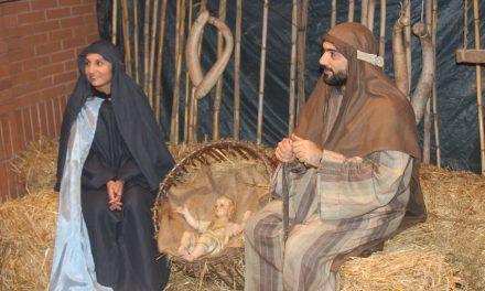 A VICARELLO IL PRESEPE VIVENTE CHIUDE LE FESTIVITÀ NATALIZIE